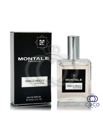 Парфюмированная вода Montale Vanille Absolu 35 Ml фото