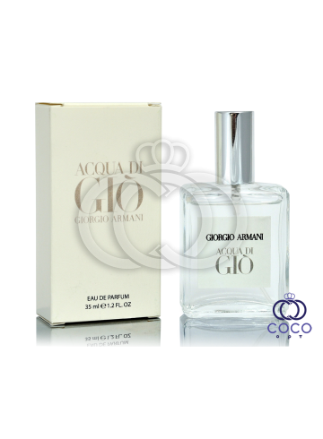 Парфюмированная вода Giorgio Armani Acqua Di Gio 35 Ml фото