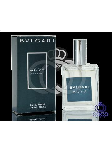 Парфюмированная вода Bvlgari Aqva Pour Homme 35 Ml фото