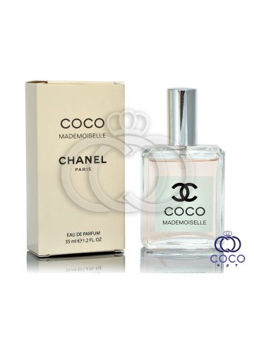 Парфюмированная вода Chanel Coco Mademoiselle 35 Ml фото