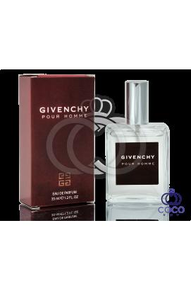 Парфюмированная вода Givenchy Pour Homme 35 Ml