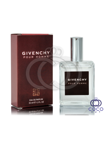 Парфюмированная вода Givenchy Pour Homme 35 Ml фото
