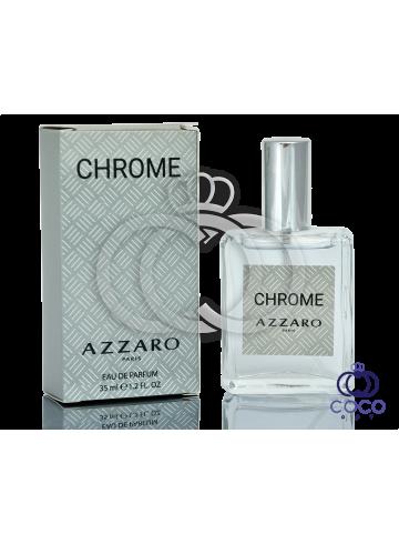 Парфюмированная вода Azzaro Chrome 35 Ml фото