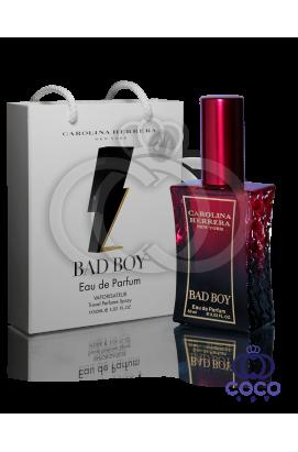 Carolina Herrera Bad Boy в подарочной упаковке