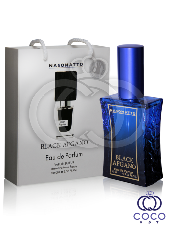 Nasomatto Black Afgano в подарочной упаковке фото