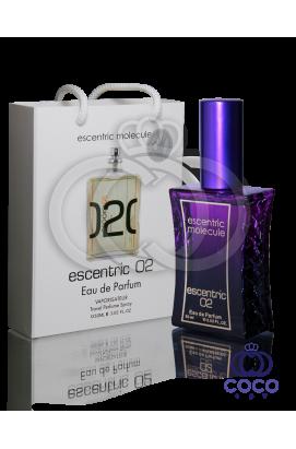 Escentric Molecules Escentric 02 в подарочной упаковке