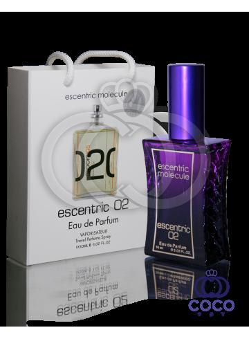 Escentric Molecules Escentric 02 в подарочной упаковке фото
