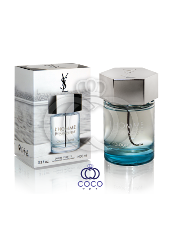 Туалетная вода Yves Saint Laurent L`Homme Cologne Blue фото