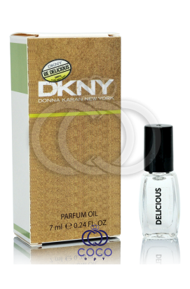 Духи масляные DKNY Be Delicious 7 Ml