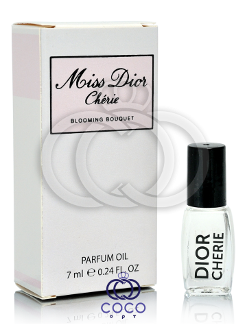 Духи масляные Dior Miss Dior Cherie Blooming Bouquet 7 Ml фото