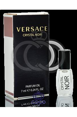 Духи масляные Versace Crystal Noir 7 Ml