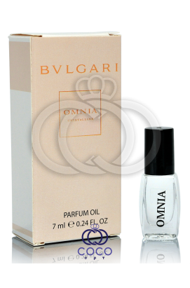 Духи масляные Bvlgari Omnia Crystalline 7 Ml