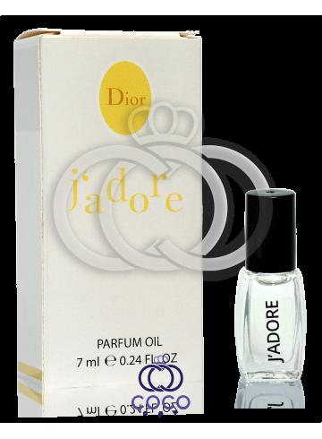 Духи масляные Dior J`adore 7 Ml фото