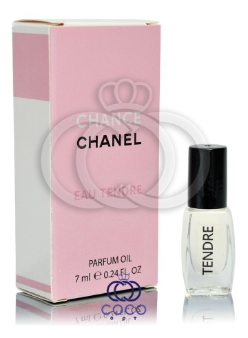 Духи масляные Chanel Chance Eau Tendre 7 Ml фото