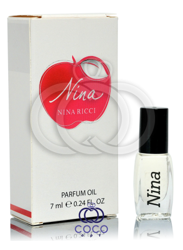 Духи масляные Nina Ricci Nina 7 Ml фото