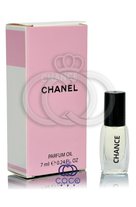 Духи масляные Chanel Chance 7 Ml