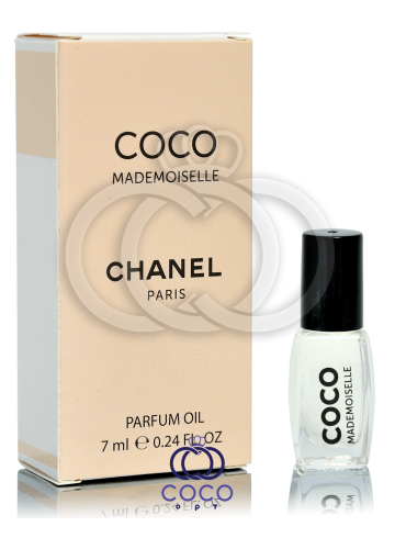 Духи масляные Chanel Coco Mademoiselle 7 Ml фото
