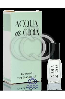 Духи масляные Giorgio Armani Acqua Di Gioia 7 Ml