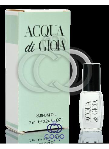 Духи масляные Giorgio Armani Acqua Di Gioia 7 Ml фото