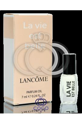 Духи масляные Lancome La Vie Est Belle 7 Ml