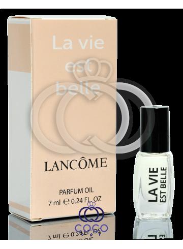 Духи масляные Lancome La Vie Est Belle 7 Ml фото