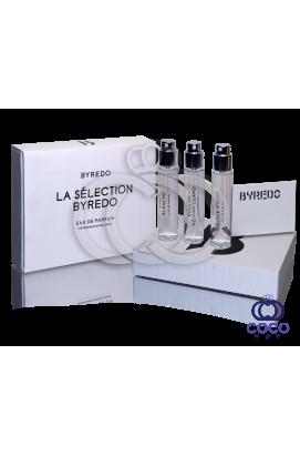 Парфюмированный набор Byredo La Selection Byredo (3*12 Ml) Premium