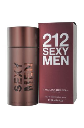 Туалетная вода Carolina Herrera 212 Sexy Men (качество оригинал)
