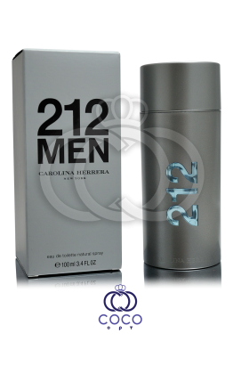 Туалетная вода Carolina Herrera 212 Men (качество оригинал)