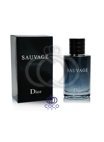 Туалетная вода Christian Dior Sauvage (качество оригинал) фото