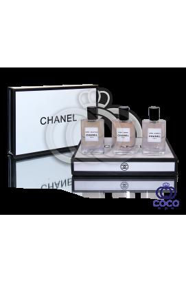 Парфюмированный набор Chanel Les Eaux De Chanel