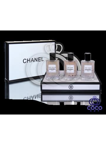Парфюмированный набор Chanel Les Eaux De Chanel фото