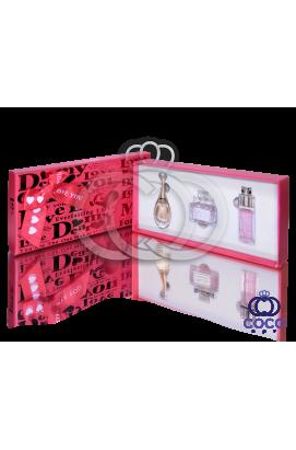 Парфюмированный набор Dior Dear My Love 3* 5 ml