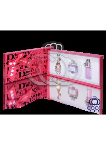 Парфюмированный набор Dior Dear My Love 3* 5 ml фото