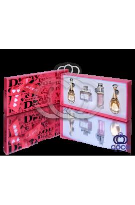 Парфюмированный набор Dior Dear My Love 4* 5 ml