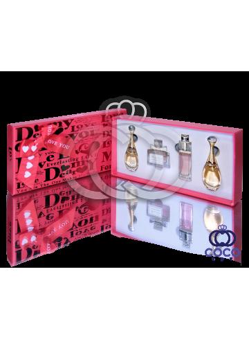Парфюмированный набор Dior Dear My Love 4* 5 ml фото
