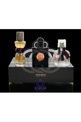 Парфюмированный набор Yves Saint Laurent Perfume Three Sets 30 ml