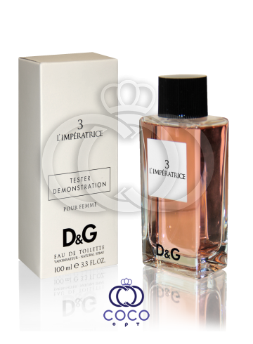 D&G Anthology L`Imperatrice 3 Тестер фото