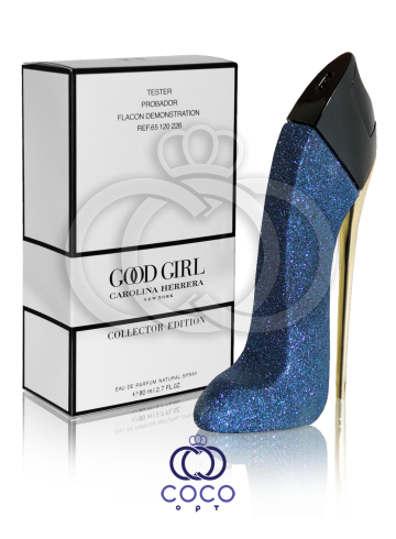 Carolina Herrera Good Girl Glitter Collector Тестер фото