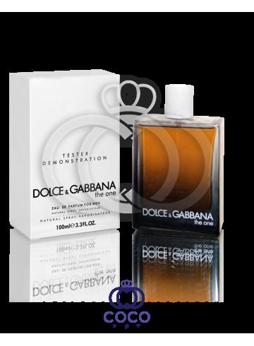 Dolce&Gabbana The One For Men EDP Тестер фото