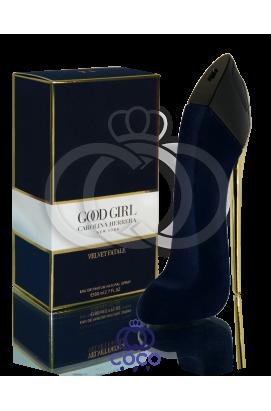 Парфюмированная вода Carolina Herrera Good Girl Velvet Fatale Bleu