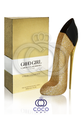 Парфюмированная вода Carolina Herrera Good Girl Collector Edition Gold
