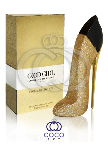 Парфюмированная вода Carolina Herrera Good Girl Collector Edition Gold фото