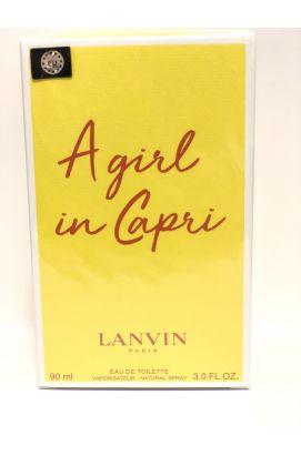 Туалетная вода Lanvin A Girl in Capri (Euro)