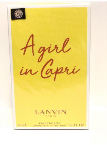 Туалетная вода Lanvin A Girl in Capri (Euro) фото
