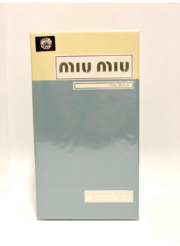 Парфюмерная вода Miu Miu L'Eau Bleue (Euro) фото