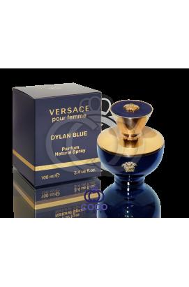 Парфюмированная вода Versace Pour Femme Dylan Blue