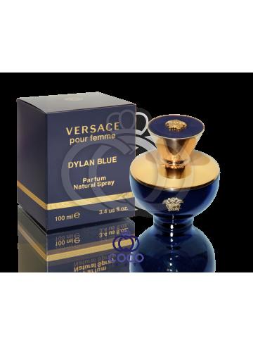 Парфюмированная вода Versace Pour Femme Dylan Blue фото