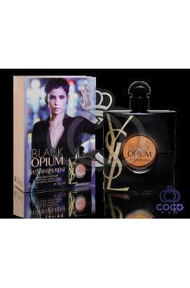 Парфюмированная вода Yves Saint Laurent Black Opium Gold Attraction Edition