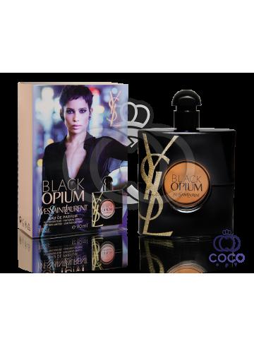 Парфюмированная вода Yves Saint Laurent Black Opium Gold Attraction Edition фото
