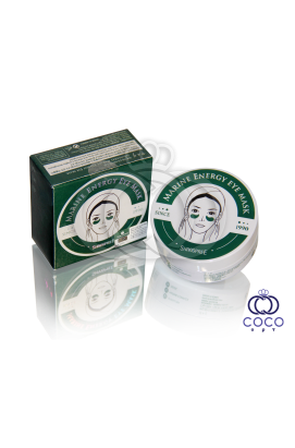 Гидро- гелевые патчи Marine Energy Eye Mask с водорослями и витамином Е